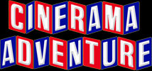 Cinerama adventure logo