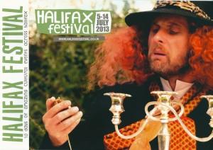 Halifax Festival 2013