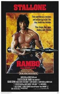 Rambo- First Blood Part II (1985)