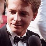 MIchael J Fox - Picture by Adam Light