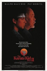 The Karate Kid Part II (1986)