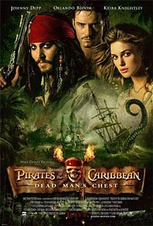 Pirates of the Caribbean- Dead Man's Chest (2006)