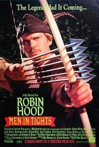 Robin Hood- Men in Tights (1993)