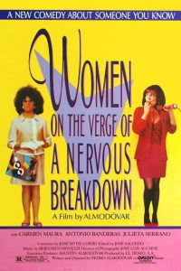 Women on the Verge of a Nervouse Breakdown