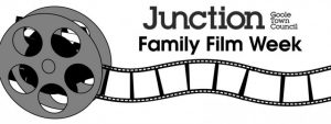 Junction Goole Family Film Week Logo